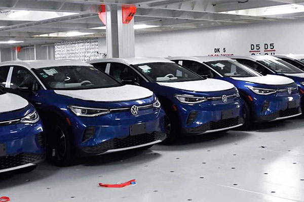 US Receives First Batch Of All-electric Volkswagen ID.4, Reaches Dealerships - autojosh