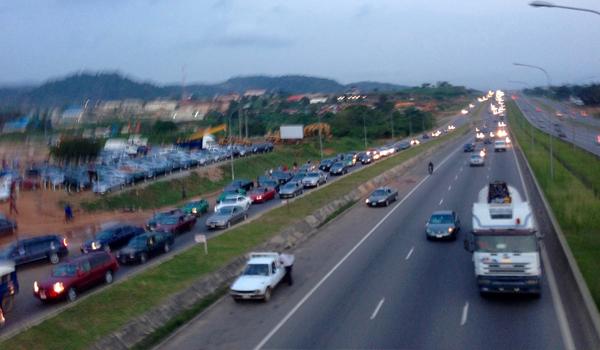 Abuja-Nasarawa Highway