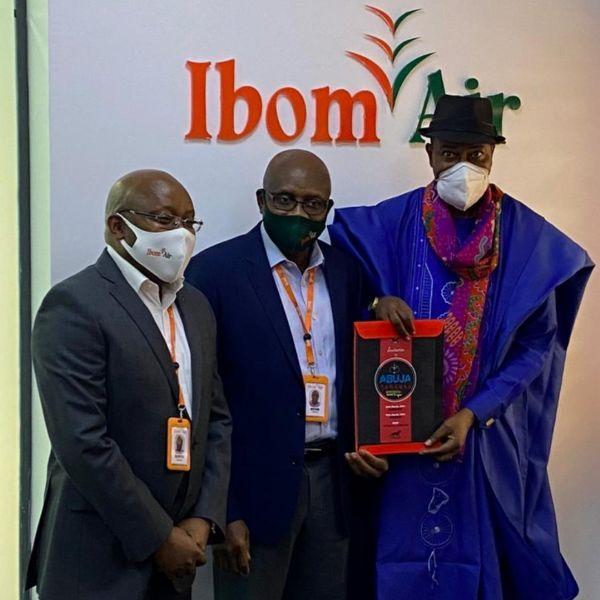 Akwa Ibom State's Ibom Air Wins Airline Of The Year 2020 Award - autojosh