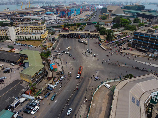 Residents, Motorists Excited As Apapa Gridlock Eases Off With Take-off Of NPA Electronic Truck Call-up - autojosh