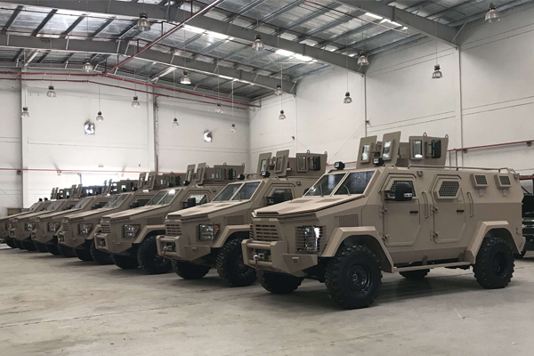 Armoured Carrier Vehicles