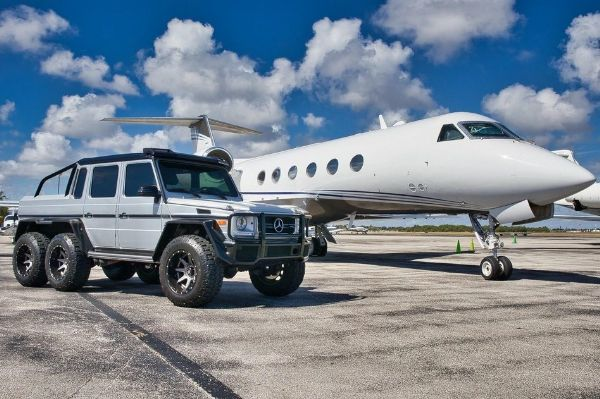 This One-of-a-kind Mercedes G-Wagon 6×6 With Rolls-Royce Interior Could Fetch $1m At Auction - autojosh