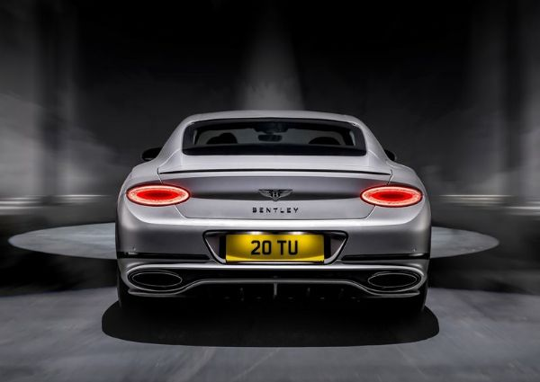 All-new 208mph Bentley Continental GT Speed Debut As World's Most Capable Car - autojosh