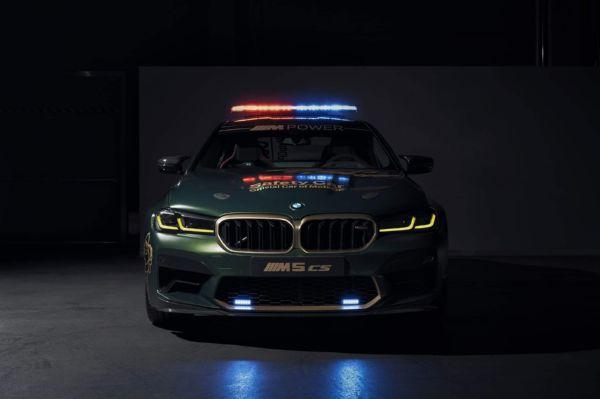 BMW M Shows Off 2021 MotoGP Safety Cars, Including M3, M4 And M5 CS - autojosh
