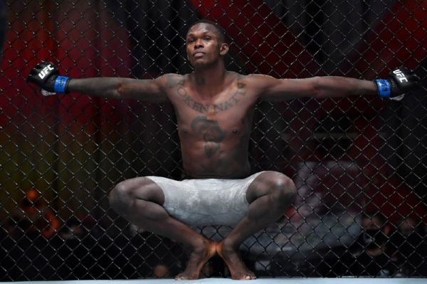 BMW Drops Nigerian UFC Star Israel Adesanya As Ambassador Over Rape Comments - autojosh