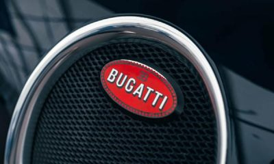 Bugatti's Radiator Macaron Badge Contains 150g Silver And Takes 10 Hours To Create - autojosh