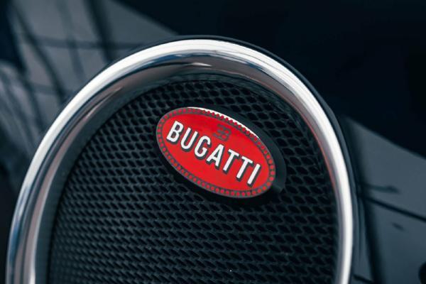Bugatti's Radiator Macaron Badge Contains 150g Silver And Takes 10 Hours To Create - autojosh