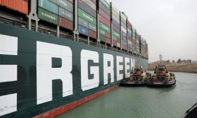 BREAKING: Ever Given Owners Reach Deal With Suez Canal Authority - autojosh