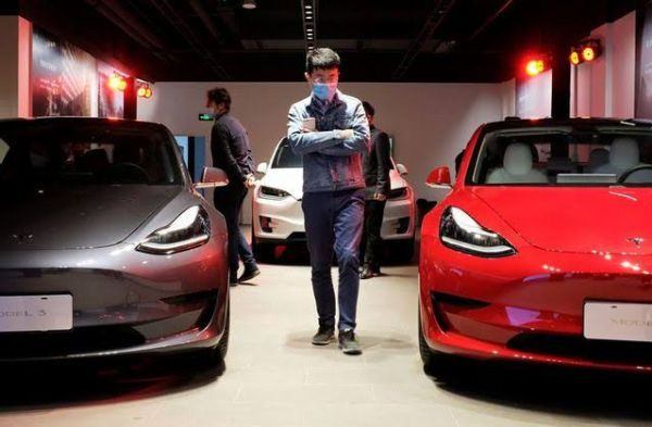 China Bans Tesla Vehicles From Its Military Areas Cos Their Cameras Are Spying For US - autojosh