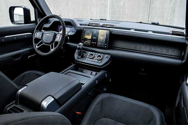 Land Rover Defender 130 Coming Soon With Better 3rd Row Seats