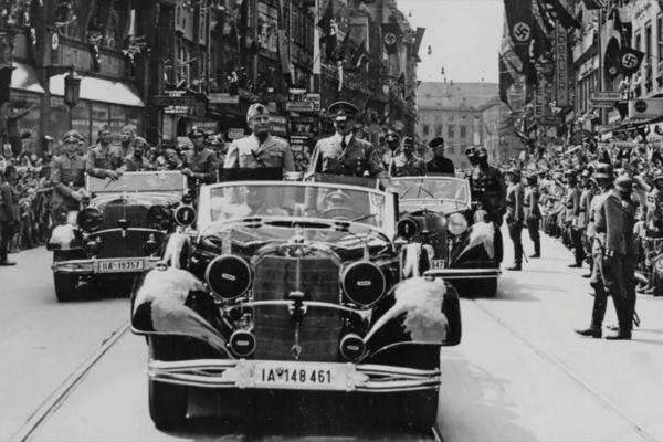 Meet Bulletproof Mercedes Grosser 770K Limo That Ferried Adolf Hitler - autojosh