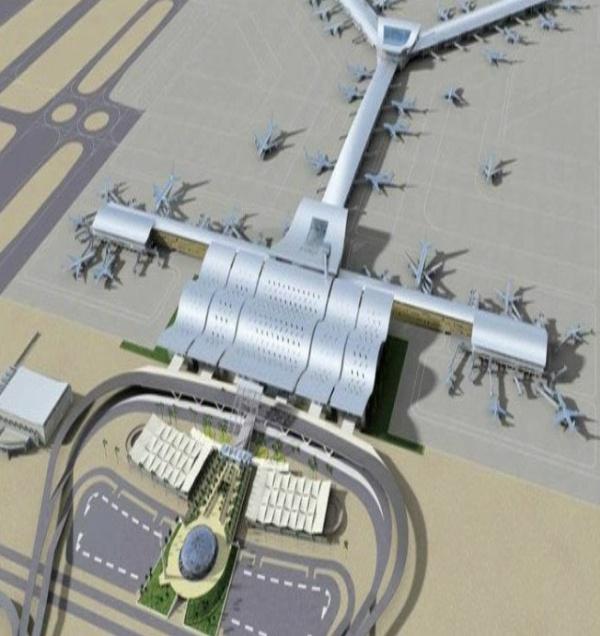 Fayemi Hands Over Site For Ekiti Cargo Airport To Contractor - autojosh