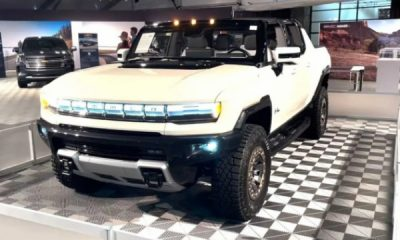 A Woman Buys First 2022 GMC Hummer EV For An Eye-popping $2.5 Million, 20 Times Its Price - autojosh