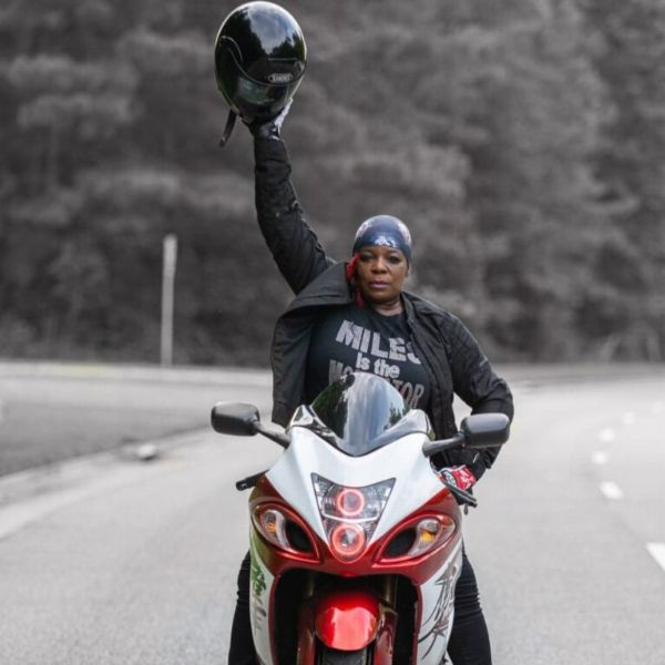 Navy Instructor Becomes First Black Woman To Open A Motorcycle Academy In Virginia With 17 Fleet of Motorcycles - autojosh