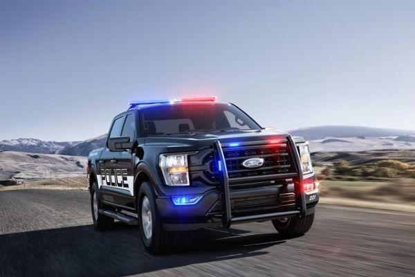 Ford Launches All-new 2021 F-150 Police Responder Pickup Truck - autojosh