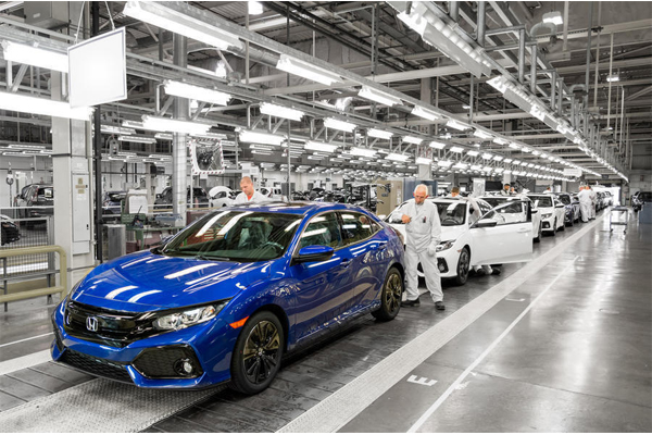 Honda Sells Its Plant