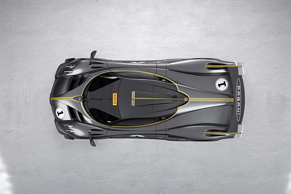 Pagani Launches Huayra R Hypercar With A Naturally Aspirated V12 Engine