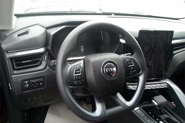 Check Out The Latest IVM G5T SUV From Innoson Motors