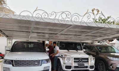 K1's Rolls-Royce, Biden's Trips, Ogbebor's Cars, BMW Drops Adesanya, Here Are News In March You Might've Missed - autojosh