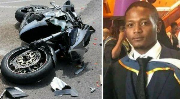Katsina Richest Man, Alhaji Dahiru Mangal, Loses Son In Power Bike Accident - autojosh