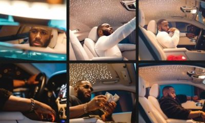 Kiddwaya Shows Off The Luxury Interiors Of His Rolls-Royce - autojosh