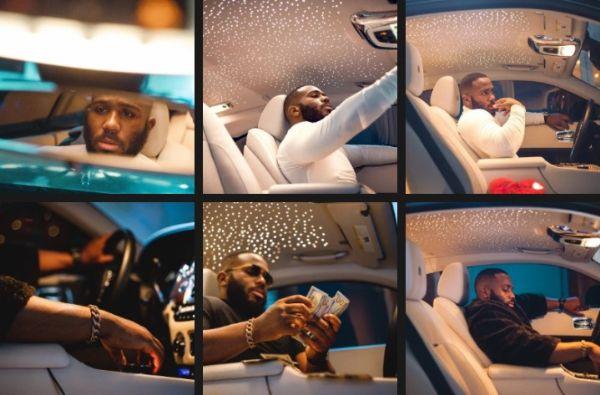 Kiddwaya Shows Off The Luxury Interiors Of His Rolls-Royce - autojosh