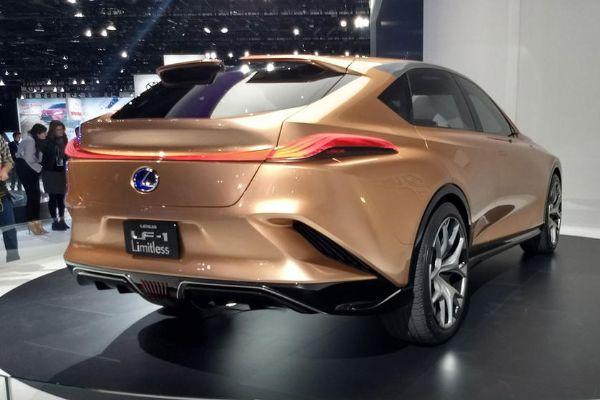 $184,000 Lexus LF Flagship SUV Delayed Due To Engine Development Issues - autojosh