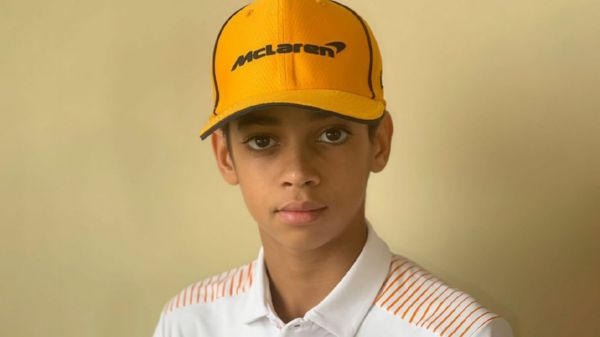 McLaren Sign Long-term Deal With 13-year-old American Karting Ace Ugo Ugochukwu - autojosh