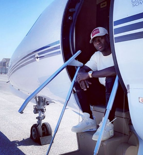 Liverpool Midfielder Naby Keita Lends His Private Jet To Guinean Teammates For AFCON Qualifiers - autojosh