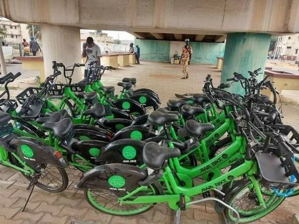 Oyo Partners Awa Bike To Help Civil Servants Move With Ease Within The Secretariat On Bicycles - autojosh