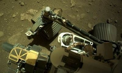 NASA Takes 6-wheel SUV-size Perseverance Rover On A 33-mins Drive On Mars, Sends Pictures Back To Earth - autojosh