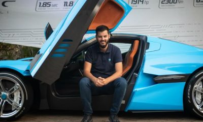 Porsche Increases Stake In Superfast Electric Car Maker, Rimac, To 24% After Investing 70m Euros - autojosh