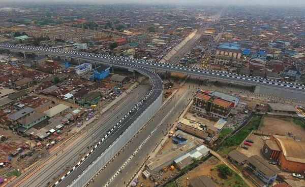 Traffic Relief In Agege, As Sanwo-Olu Commissions 1.4-km Long Pen Cinema Flyover - autojosh