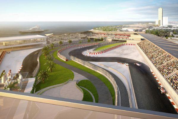 F1 Reveal 'Fastest Street Track 'That Will Stage Saudi Arabian First Grand Prix In December - autojosh