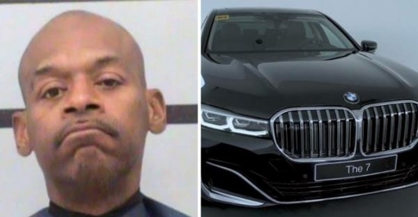 Texas Man Used Car Loaned By Dealership To Rob Bank, Tries To Buy BMW With Stolen Cash, Gets 20 Yr Jail - autojosh