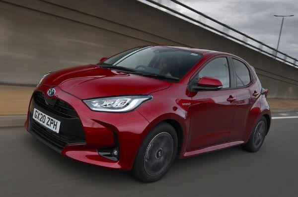 Toyota Yaris Named Car Of The Year 2021, Beats Land Rover Defender And VW ID 3 - autojosh