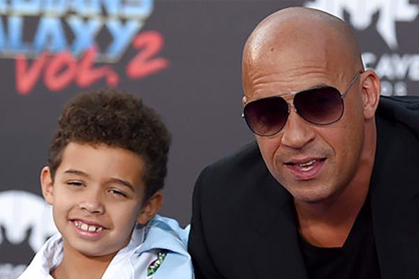 Vin Diesel's Son