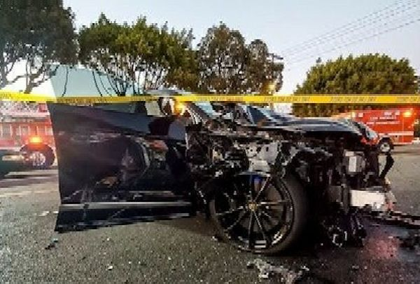 Woman Dies After Teen Crashed His 190-mph Lamborghini SUV Gift Into Her Lexus - autojosh