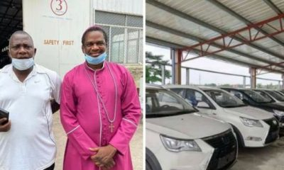 Archbishop SamZuga's Bitcoin, Zugacoin, Can Now Be Used To Buy Innoson Vehicles, Plastics - autojosh