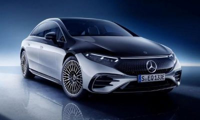 2022 Mercedes-Benz EQS EV Flagship Sedan Debut With 478-miles - autojosh