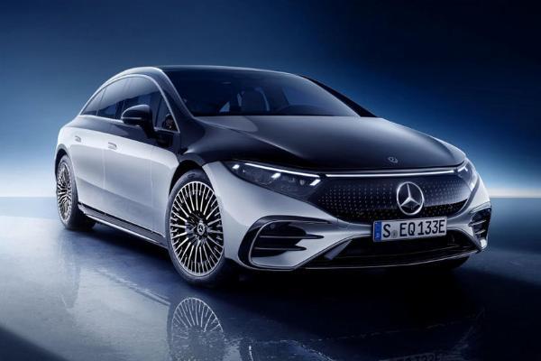 2022 Mercedes-Benz EQS EV Flagship Sedan Debut With 478-miles - autojosh