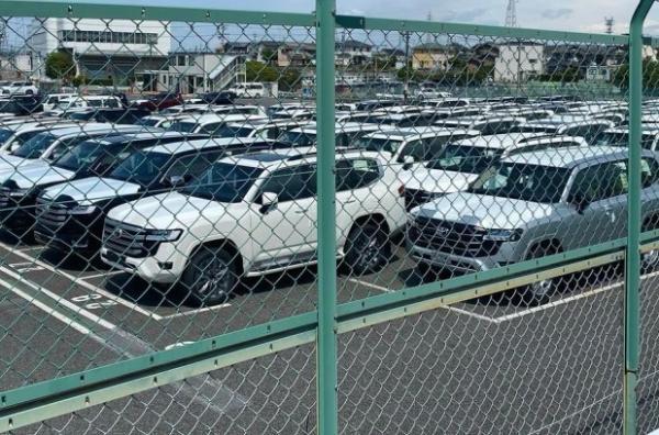 All-new 2022 Toyota Land Cruiser 300 Series SUV Leaked Ahead Of Debut - autojosh