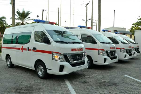 Ambulances In Ogun