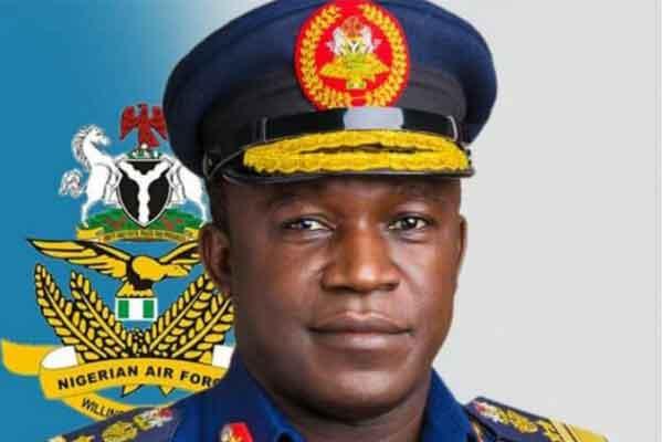 Missing Alpha Jet: Chief Of Air Staff Oladayo Amao