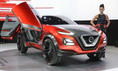 Nissan To Launch Sub-Ariya Electric Crossover - autojosh