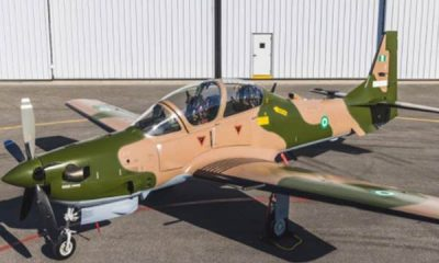 Presidency Says Nigeria Will Receive Six Super Tucano Combat Aircrafts In Mid-July - autojosh