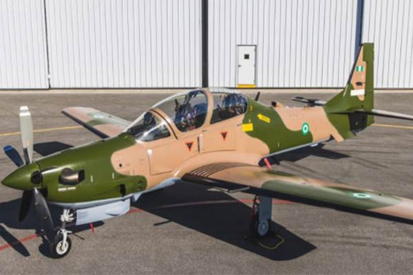 Presidency Says Nigeria Will Receive Six Super Tucano Combat Aircrafts In Mid-July - autojosh