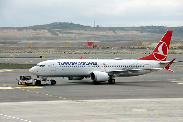 Turkish Airlines Puts Its Boeing 737 Max Plane Back To Service After 2 Years - autojosh