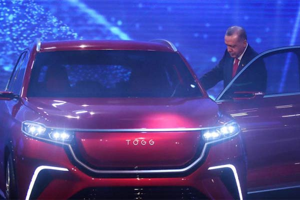 Turkey Has Potential To Be Both Big Market And Hub Of Electric Car Industry - autojosh