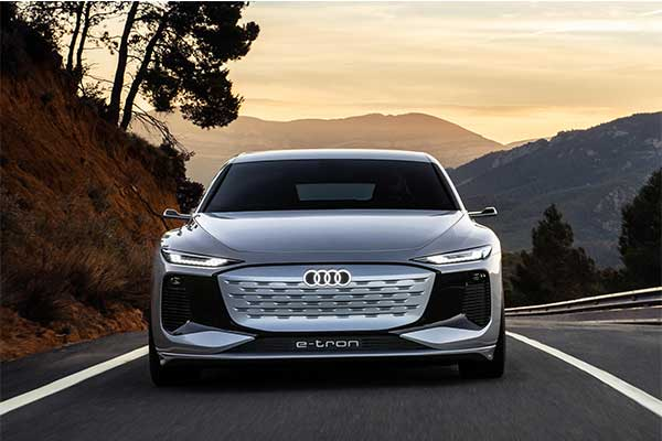 Audi Launches A6 e-tron Concept With A 435 Mile Range And 470Hp
